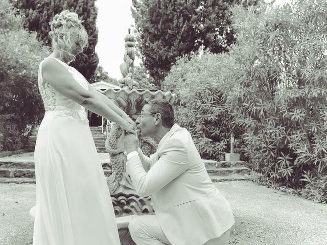 Le mariage de Jean Michel et Odile à La Valette-du-Var, Var 4