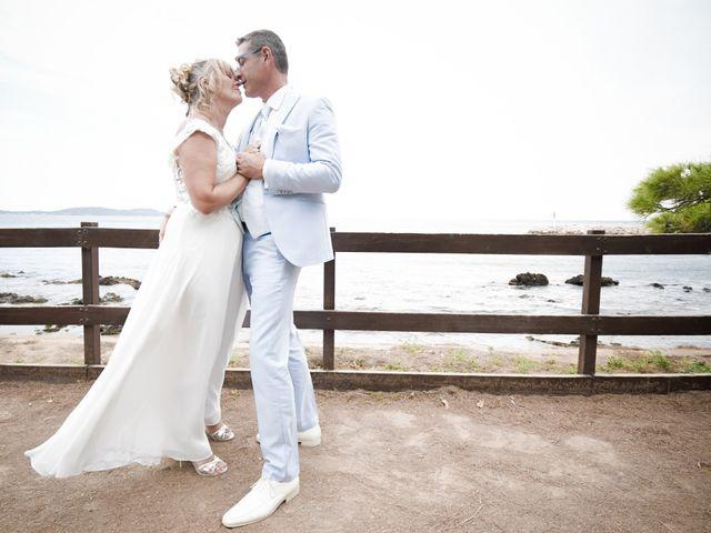 Le mariage de Jean Michel et Odile à La Valette-du-Var, Var 12
