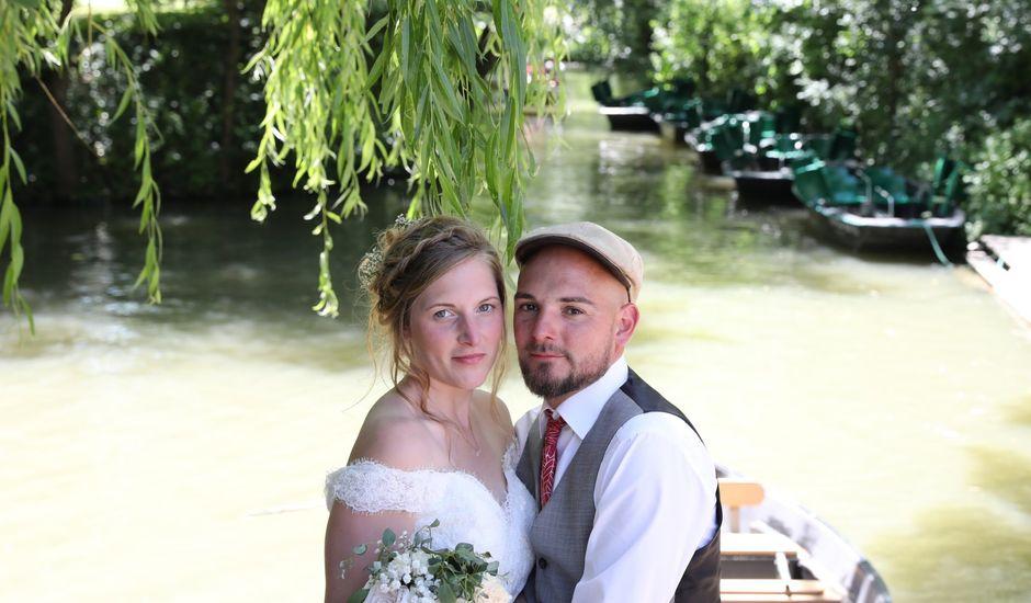Le mariage de Manu et Aude à Doix, Vendée