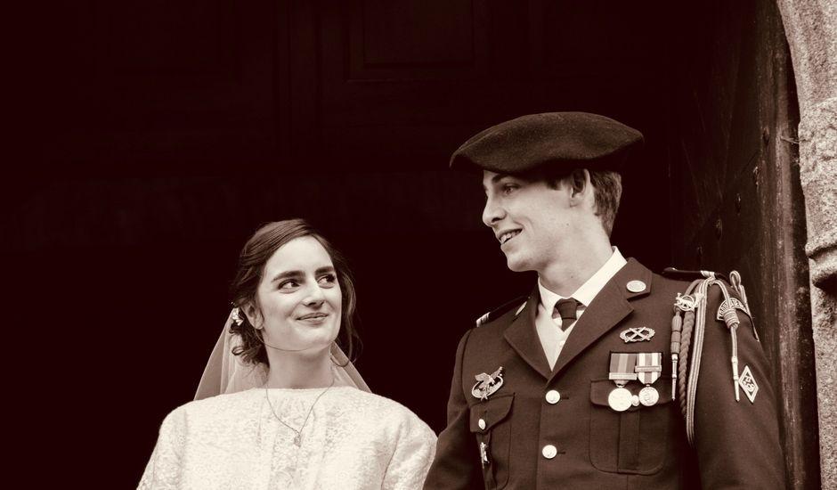 Le mariage de Louis et Marie à Iffendic, Ille et Vilaine