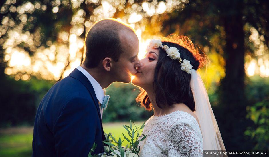 Le mariage de Damien et Camille à Saint-Gilles, Gard