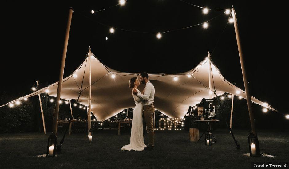 Le mariage de Liam et Mariah à Arès, Gironde