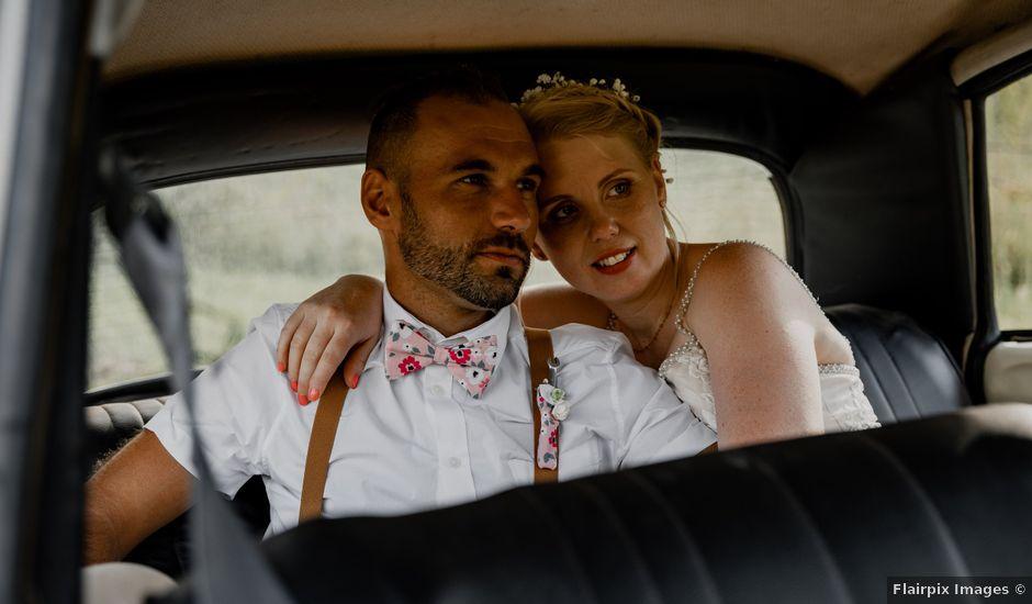 Le mariage de Will et Nina à Saint-Antonin-Noble-Val, Tarn-et-Garonne