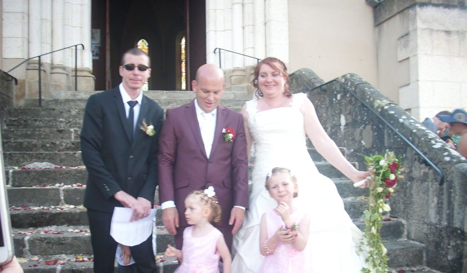 Le mariage de Frédéric et Béatrice à Châteauneuf-la-Forêt, Haute-Vienne