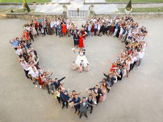 Le mariage de Olivia et Mathieu