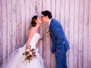 Le mariage de Céline et Bertrand