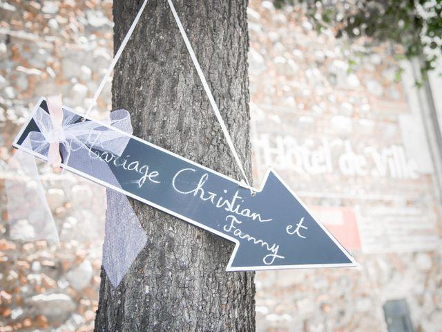 Le mariage de Christian et Fanny à Baixas, Pyrénées-Orientales 9