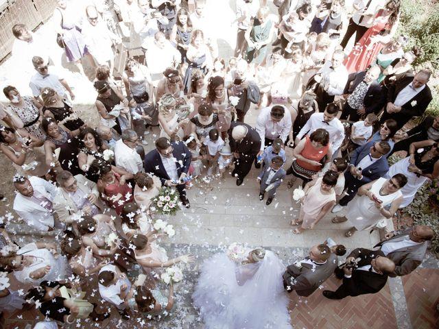 Le mariage de Christian et Fanny à Baixas, Pyrénées-Orientales 13