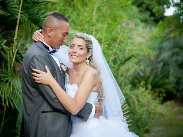 Le mariage de Christian et Fanny à Baixas, Pyrénées-Orientales 15