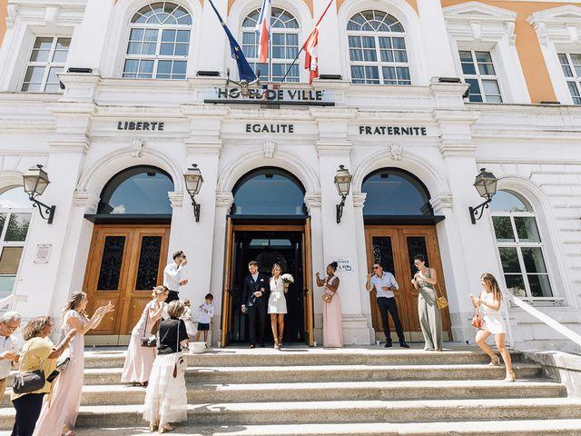 Le mariage de Arold et Vanessa à Saint-Julien-en-Genevois, Haute-Savoie 9