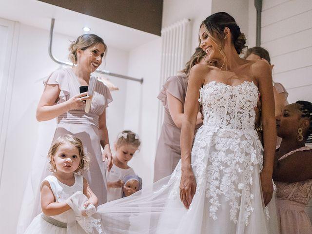 Le mariage de Arold et Vanessa à Saint-Julien-en-Genevois, Haute-Savoie 8