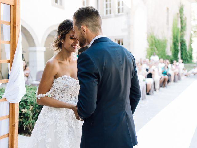 Le mariage de Arold et Vanessa à Saint-Julien-en-Genevois, Haute-Savoie 17