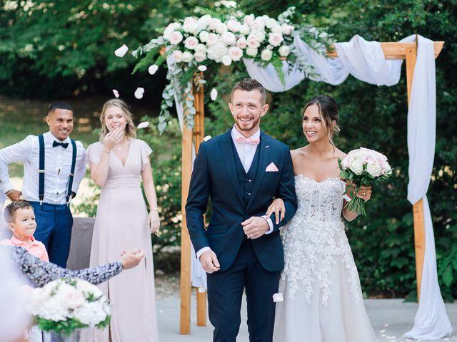 Le mariage de Vanessa et Arold
