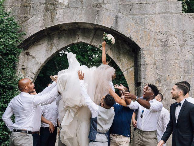 Le mariage de Arold et Vanessa à Saint-Julien-en-Genevois, Haute-Savoie 20