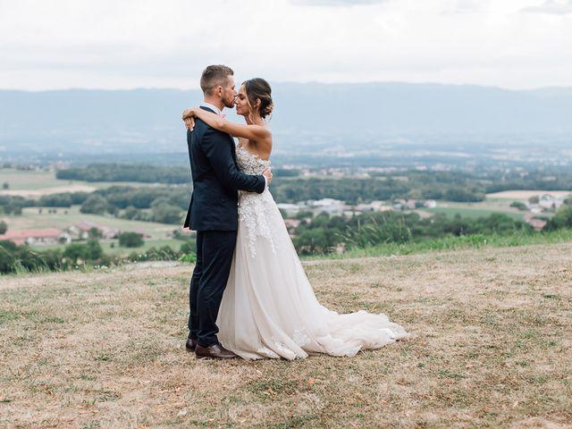 Le mariage de Arold et Vanessa à Saint-Julien-en-Genevois, Haute-Savoie 25