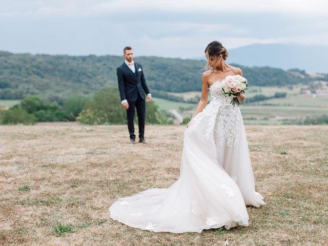 Le mariage de Arold et Vanessa à Saint-Julien-en-Genevois, Haute-Savoie 28