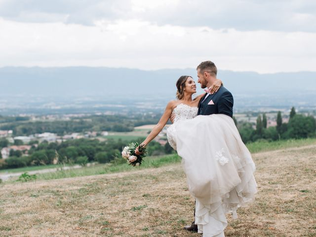 Le mariage de Arold et Vanessa à Saint-Julien-en-Genevois, Haute-Savoie 29