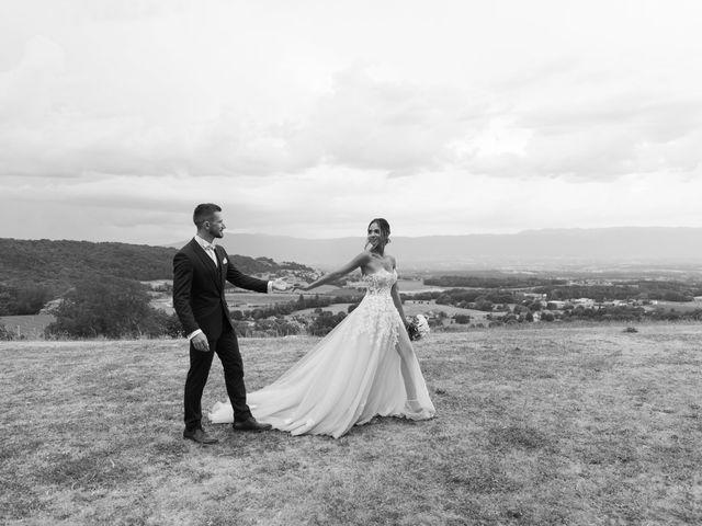 Le mariage de Arold et Vanessa à Saint-Julien-en-Genevois, Haute-Savoie 30