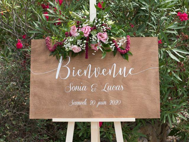 Le mariage de Lucas et Sonia à Narbonne, Aude 8