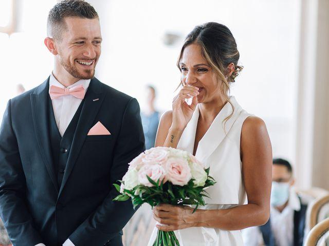 Le mariage de Arold et Vanessa à Saint-Julien-en-Genevois, Haute-Savoie 10