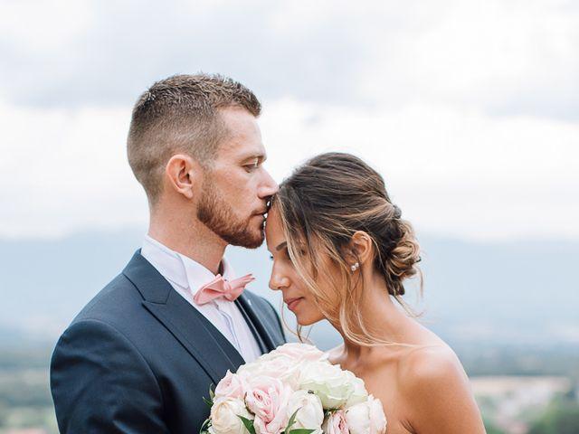 Le mariage de Arold et Vanessa à Saint-Julien-en-Genevois, Haute-Savoie 27