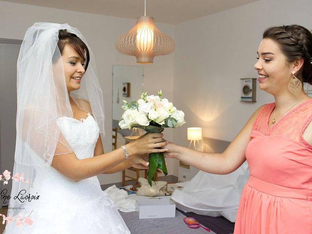 Le mariage de Louis-Marie et Céline à Noyal-Pontivy, Morbihan 4