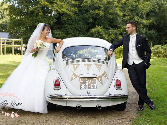 Le mariage de Céline et Louis-Marie