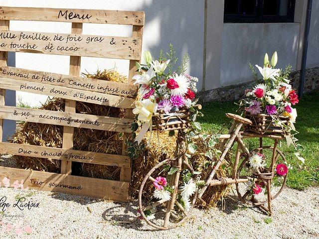Le mariage de Louis-Marie et Céline à Noyal-Pontivy, Morbihan 6