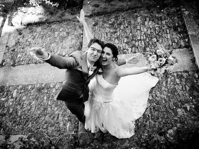 Le mariage de Bertrand et Céline à Grillon, Vaucluse 13