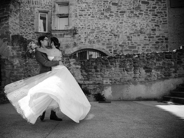Le mariage de Bertrand et Céline à Grillon, Vaucluse 14