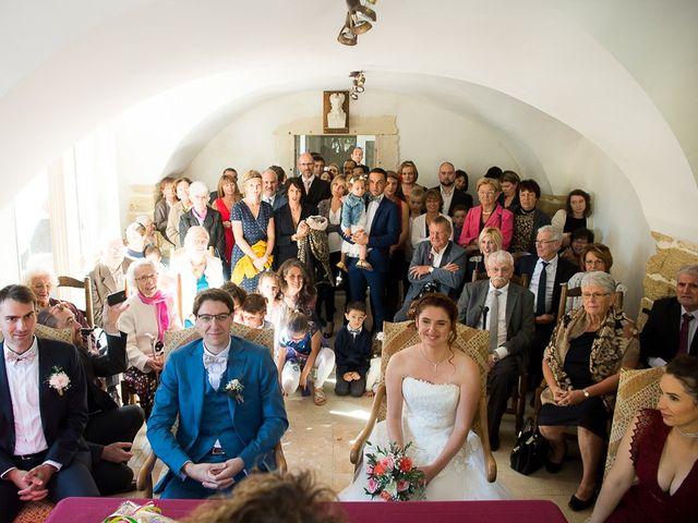 Le mariage de Bertrand et Céline à Grillon, Vaucluse 18