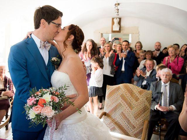 Le mariage de Bertrand et Céline à Grillon, Vaucluse 19
