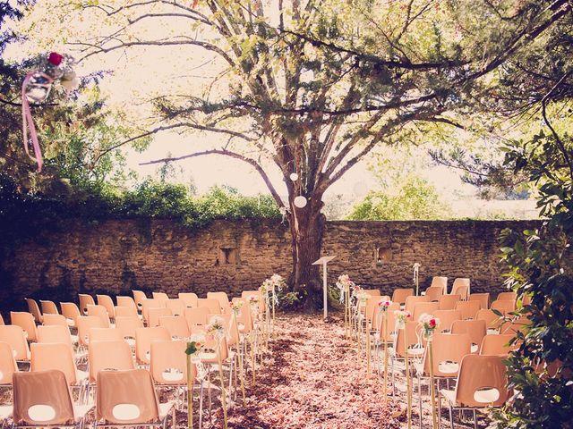 Le mariage de Bertrand et Céline à Grillon, Vaucluse 22