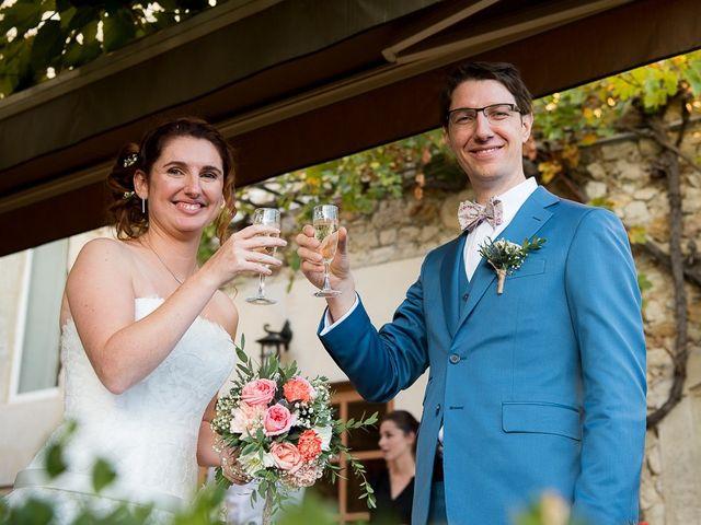 Le mariage de Bertrand et Céline à Grillon, Vaucluse 35