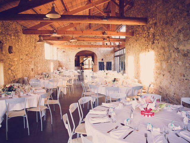 Le mariage de Bertrand et Céline à Grillon, Vaucluse 40