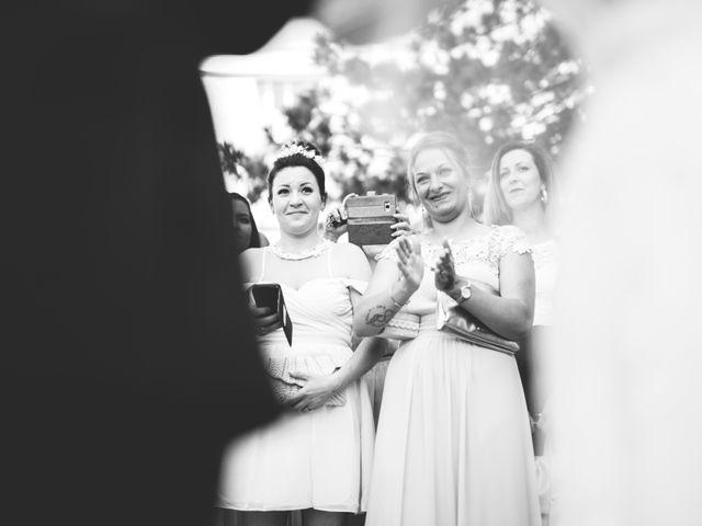 Le mariage de Oualid et Stephanie à Salon-de-Provence, Bouches-du-Rhône 11