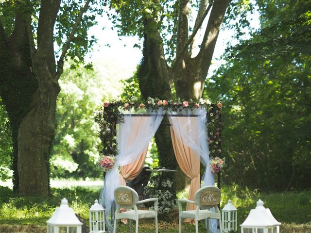 Le mariage de Oualid et Stephanie à Salon-de-Provence, Bouches-du-Rhône 12