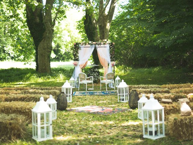 Le mariage de Oualid et Stephanie à Salon-de-Provence, Bouches-du-Rhône 13