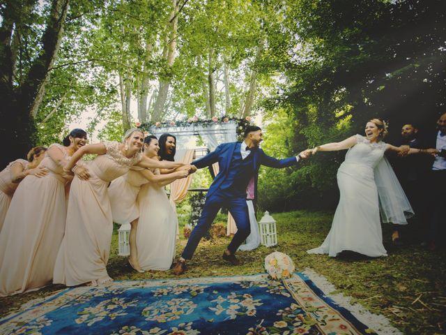 Le mariage de Oualid et Stephanie à Salon-de-Provence, Bouches-du-Rhône 24