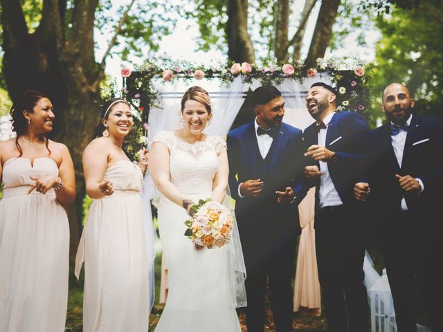 Le mariage de Oualid et Stephanie à Salon-de-Provence, Bouches-du-Rhône 25