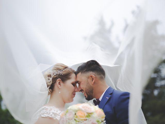 Le mariage de Oualid et Stephanie à Salon-de-Provence, Bouches-du-Rhône 33