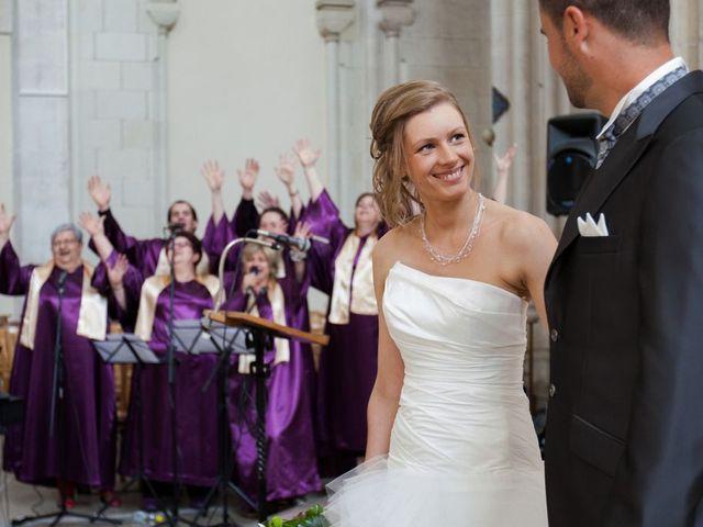 Le mariage de Pascal et Laura à Maulévrier, Maine et Loire 1