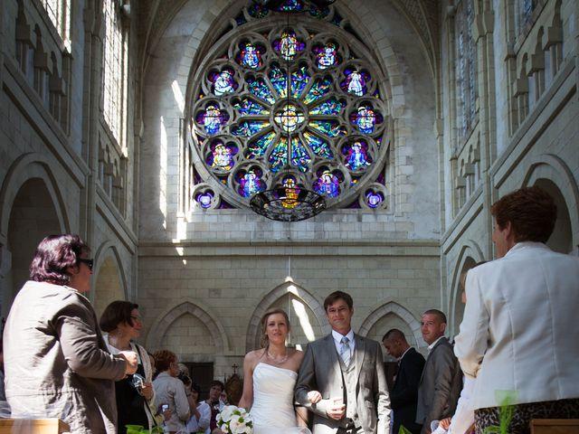 Le mariage de Pascal et Laura à Maulévrier, Maine et Loire 3