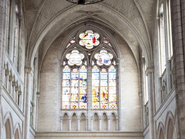 Le mariage de Pascal et Laura à Maulévrier, Maine et Loire 11