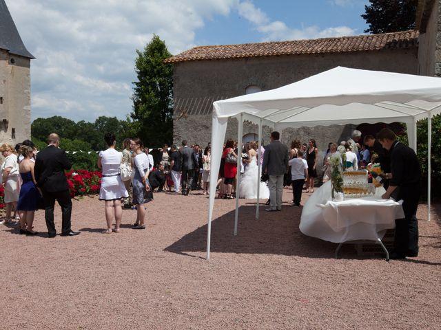 Le mariage de Pascal et Laura à Maulévrier, Maine et Loire 6