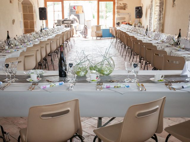 Le mariage de Pascal et Laura à Maulévrier, Maine et Loire 12