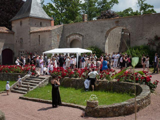 Le mariage de Pascal et Laura à Maulévrier, Maine et Loire 7