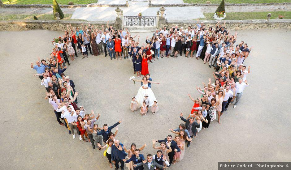 Le mariage de Mathieu et Olivia à Mane, Alpes-de-Haute-Provence