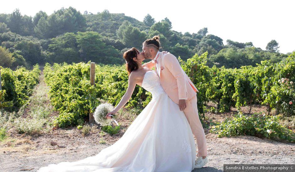 Le mariage de Lucas et Sonia à Narbonne, Aude