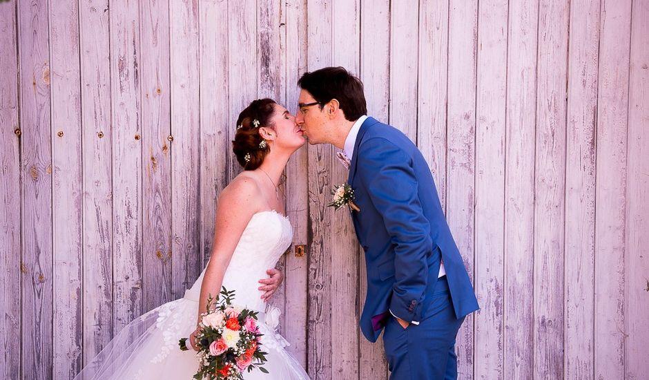 Le mariage de Bertrand et Céline à Grillon, Vaucluse